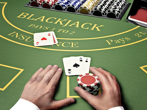 Blackjack With All Its Setting for Winning
